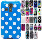 For Kyocera Hydro ICON C6730 Hard Protector Case Snap On Phone Cover Accessory