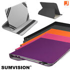 """Folio PU Leather Flip Case Stand Cover For Android Tablet PC 7"""" 7.9"""" 9.7"""" 10.1"""""""