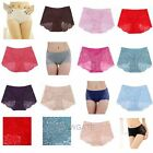 Hot 1/5pcs Women Sexy Lace Lingerie Underpants Shorts Underwear Panties