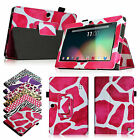 Folio Stand Cover Case for 7'' iRulu A13/A23 & Android 4.2 MID Kids Tablet PC