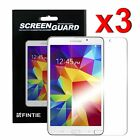 3 x Clear LCD Shield Guard Screen Protector / Film For Samsung Galaxy Tab S 8.4