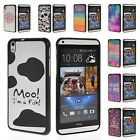 New Color Pretty Soft Gel TPU Silicone Back Case Cover For HTC Desire 816 800