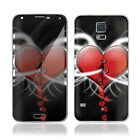Decal Skin Sticker Cover for Samsung Galaxy S3 S4 S5 (not case) ~ ZZ15