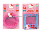 HELLO KITTY Mini Size MAGNETIC FRAME Pink+Blue OVAL+RECTANGULAR *YOU CHOOSE*