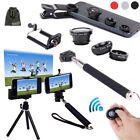 EEEKit for Smart Phone Bluetooth Remote Control+Selfie Stick Monopod+Tripod+Lens
