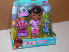 NEW DISNEY DOC MCSTUFFINS TIME FOR A CHECK UP DOLL, PURPLE LAB COAT