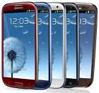 Samsung Galaxy S III SCH-I535-16GB Verizon Smartphone Clean ESN Black-Blue-White