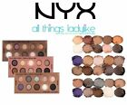 NYX Eyeshadow Palette DREAM CATCHER Choose DCP01 Golden DCP02 Dusk DCP03 Stormy
