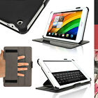"""PU Cuir Etui Housse pour Acer Iconia A1-830 7.9"""" Stand Rabat Case Folio Cover"""