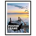 20 x 24 - Picture Poster Frame - Profile #93, Select Color, Lens, Backing