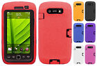 BlackBerry Torch 9850 9860 IMPACT RESISTANT Hard Rubberized Phone Case Cover