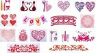 CRAFTY ANN METAL CRAFTING DIES / VALENTINE & LOVE