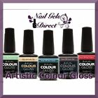 Artistic Colour Gloss UV Gel - All Colours H-P  inc Spring/Summer 2014 Uk Seller