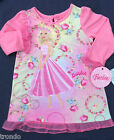 BARBIE Flannel NIGHTGOWN Toddler Girls PAJAMAS PJS Pink 2T or 3T ~ NEW