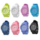 1PC Men/Women Quartz Wrist Watch Analog Waterproof Cute Fashion M2685