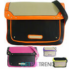 Ladies Anna Smith LYDC Neon Colour Satchel Briefcase Overbody Bag Shoulder A7257