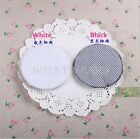 DIY Craft Stretchable Elastic Bun Cover Hair Nets Thin Snood MPH