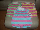 RALPH LAUREN POLO BABY GIRLS BUBBLE SHORTALL/ROMPER AGES 9 AND 12 MONTHS BNWT