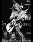DOUG ALDRICH PHOTO WHITESNAKE Black and White Concert Photo by Marty Temme 1