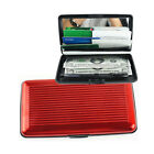 Portable Aluma Aluminum Case Wallet Credit Card Holder Protect RFID Scanning New