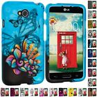 For LG Optimus L70 Hard Design Case Cover Accessory