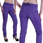 DIESEL Ladies Skinny Jeans Collectio Lilac Size W25 - W29 #28