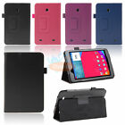 "Stand Folio PU Leather Case Flip Fit Cover For LG G Pad 7 7.0"" V400 V410 Tablet"