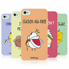 HEAD CASE YUMMY DOODLE TPU REAR CASE COVER FOR APPLE iPHONE 4