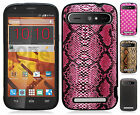 For Boost Mobile ZTE Warp Sync N9515 TPU CANDY Gel Flexi Skin Case Phone Cover
