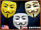 V FOR VENDETTA Official Licensed Guy Fawkes Occupy Anonymous MASK