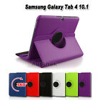 360Rotate Leather Case Folder Cover for Samsung Galaxy Tab 4 10.1 T530 T535 T531