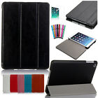For iPad mini 2 with Retina Display Magnetic Leather Case Sleep Wake Stand Cover