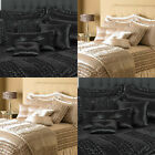 Elegance Bedroom Couture Monte Carlo Duchess Satin Filled Cushion