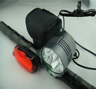 7000Lm 4x CREE XML T6 LED Cycling Head Bike Bicycle light Lamp Headlamp 12000mAh
