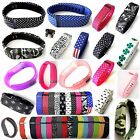 Select Color & Size -1pc Replacement Band For Fitbit Flex With Clasp /No Tracker