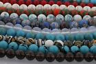 Wholesale Natural Gemstone Round Spacer Loose Beads 4MM 6MM 8MM 10MM Latest