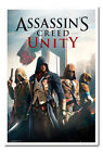 Assassins Creed Unity Cover Magnetic Notice Board Includes Magnets