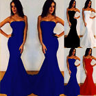 New Sexy Womens Sleeveless Prom Ball Cocktail Party Dress Formal Evening Gown