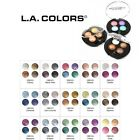 L.A. Colors Baked Eye Shadow U Pick Eyeshadow Palette Quad LA Color