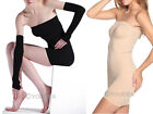 Women Sleeveless Slimming Control Body Shaper Tube Dress Underbust Shapewear Top