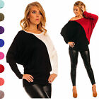 Glamour Empire. Women's Baggy Loose Oversize Top Dolman Sleeve Jumper. 104