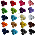 10 Tissue Paper Ball Pom Poms for Wedding Birthday Party Xmas Shower Home Decor