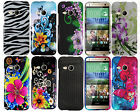 For Verizon HTC One Remix HARD Protector Case Snap On Phone Cover Accessory