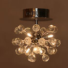 Vintage Modern Fixture Ceiling Light Lighting Crystal Pendant Chandelier Lamp