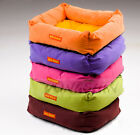 Dog Bed Cushion Pet Cat Puppy Kennel Crate Soft House Warm Cozy Mat Washable