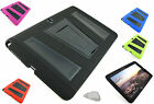 Samsung Galaxy NOTE PRO 12.2 Dual Layer Hybrid Rugged Stand Case Cover+PryTool