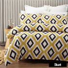 Ikat Quilt Cover Set by Phase 2 - SINGLE DOUBLE QUEEN KING