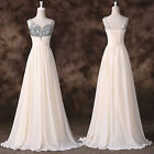 Celeb Vintage Women Long Party Prom Evening Gown Formal WEDDING Bridesmaid Dress