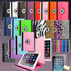360 Rotating PU Leather Ultra Smart Case Cover Stand for Apple iPad Air 2 (2014)