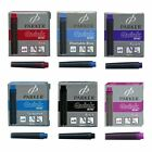 Parker Quink Ink Fountain Pen Mini Ink Cartridges - All Colours